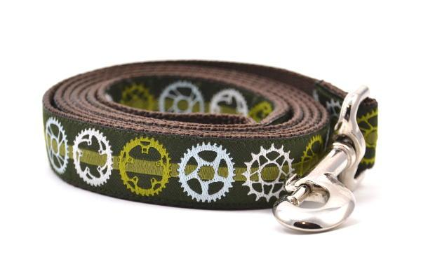 Bicycle Sprockets Dog Leashes