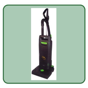 12 & 15-Inch Single-Motor Upright Vacuums