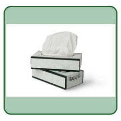Ecosoft Facial Tissue 100% Recycled