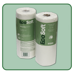 Ecosoft Kitchen Roll Towels