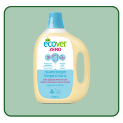 E-Cover Laundry Detergent, Liquid