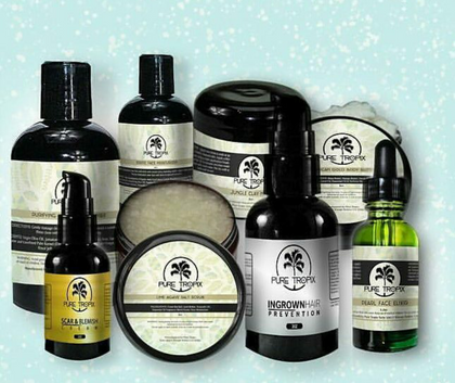 PureTropix Skin Care Products