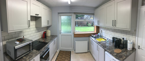 Bungalow Kitchen Silkstone