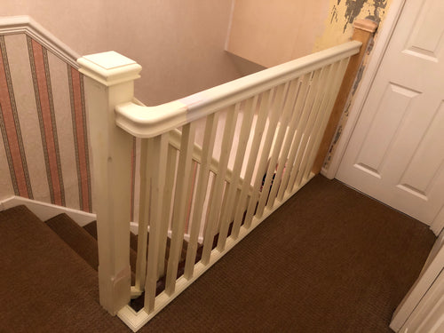 Staircase Renovation Outwood