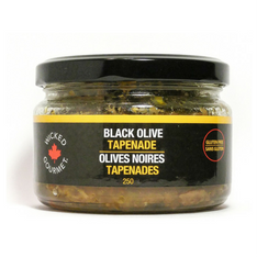 Black Olive Tapenade - 250 ml