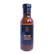Fiery Jerk Sauce - 355 ml