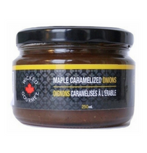 Maple Caramelized Onions - 250 ml