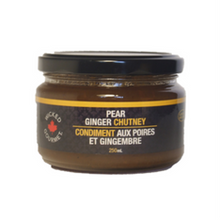 Pear & Ginger Chutney - 250 ml