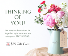 Thinking of You Gift Cards