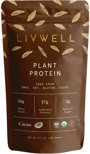 Raw Cacao Protein Blend