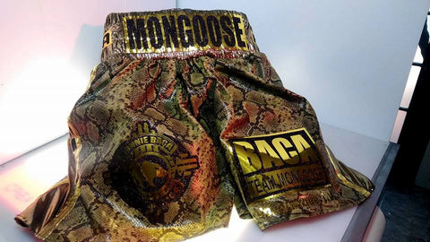 Cobra Skin Trunks