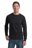 Fruit of the Loom® HD Cotton™ 100% Cotton Long Sleeve T-Shirt. 4930