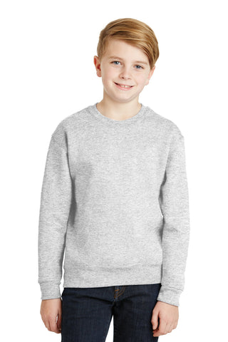 JERZEES® - Youth NuBlend® Crewneck Sweatshirt.  562B