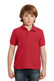 Gildan® Youth DryBlend® 6-Ounce Double Pique Sport Shirt. 72800B