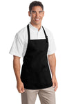 Port Authority® Medium-Length Apron with Pouch Pockets.  A510