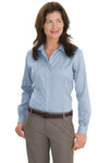 Red House® - Ladies Nailhead Non-Iron Shirt.  RH47