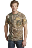 Russell Outdoors™ - Realtree® Explorer 100% Cotton T-Shirt with Pocket. S021R
