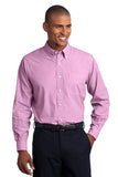 Port Authority® Tall Crosshatch Easy Care Shirt. TLS640