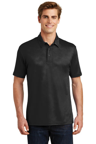 Sport-Tek® Embossed PosiCharge® Tough Polo™. ST630