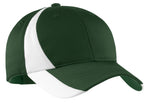 Sport-Tek® Youth Dry Zone® Nylon Colorblock Cap. YSTC11