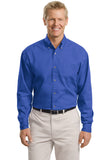 Port Authority® Tall Long Sleeve Twill Shirt.  TLS600T