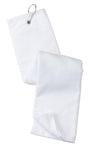 Port Authority® Grommeted Tri-Fold Golf Towel.  TW50