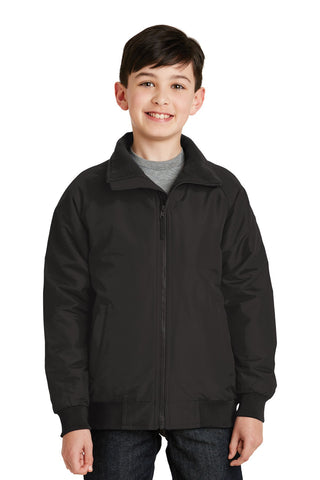 Port Authority® Youth Charger Jacket. Y328