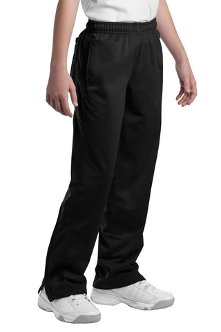 Sport-Tek® Youth Tricot Track Pant. YPST91