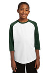 Sport-Tek® Youth PosiCharge® Baseball Jersey. YST205