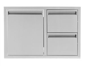"30"" SIGNATURE SERIES DOOR/ 2 DRAWER COMBO"