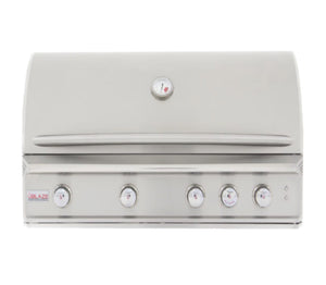 "44"" Blaze Pro 4 Burner Built-In Grill With Lights-Free Shipping"