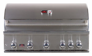 "42"" Bonfire Prime 5 Burner Built In Grill-Free Shipping"