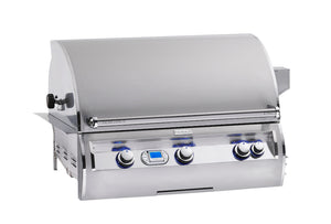 "30"" Firemagic Echelon Built-In Grill With Rotisserie & Digital Thermometer-Free Shipping E660i-8E1N(P)"