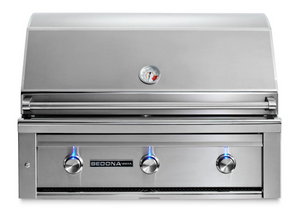 "36"" Sedona Built-In Grill With 3 Stainless Steel Burners/Free Shipping"