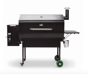 "40"" JIM BOWIE WIFI ENABLED PELLET GRILL-ALL BLACK"