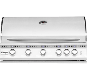 "40"" SUMMERSET SIZZLER PRO BUILT IN GRILL"