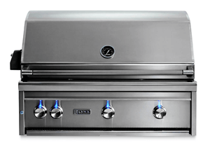 "54"" Lynx Built-In Grill With 1 Sear Burner 2 Ceramic Burners & Rotisserie-Free Shipping"