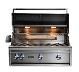 "36"" Lynx Built-In Grill With 3 Ceramic Burners & Rotisserie-Free Shipping"