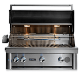 "36"" Lynx Smart Built-In Grill With 3 Sear Burners & Rotisserie-Free Shipping"