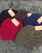 CC Original Ribbed Beanie