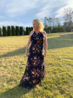 Floral Bliss Maxi Dress