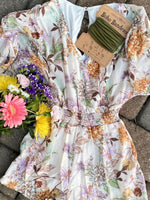 Perfect for Floral Romper