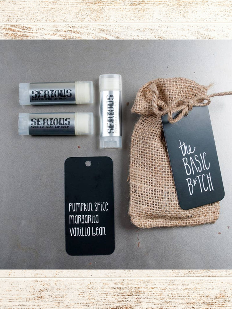 The Basic Bitch Lip Balm Bundle
