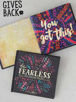 Be Fearless Gift Book