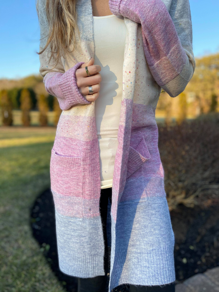 Head in the Clouds Sweater Cardigan