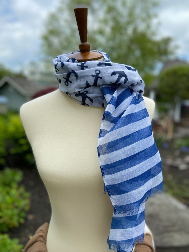 Anchored Down Scarf