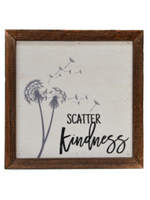 Scatter Kindness Box Sign - Wild Magnolia