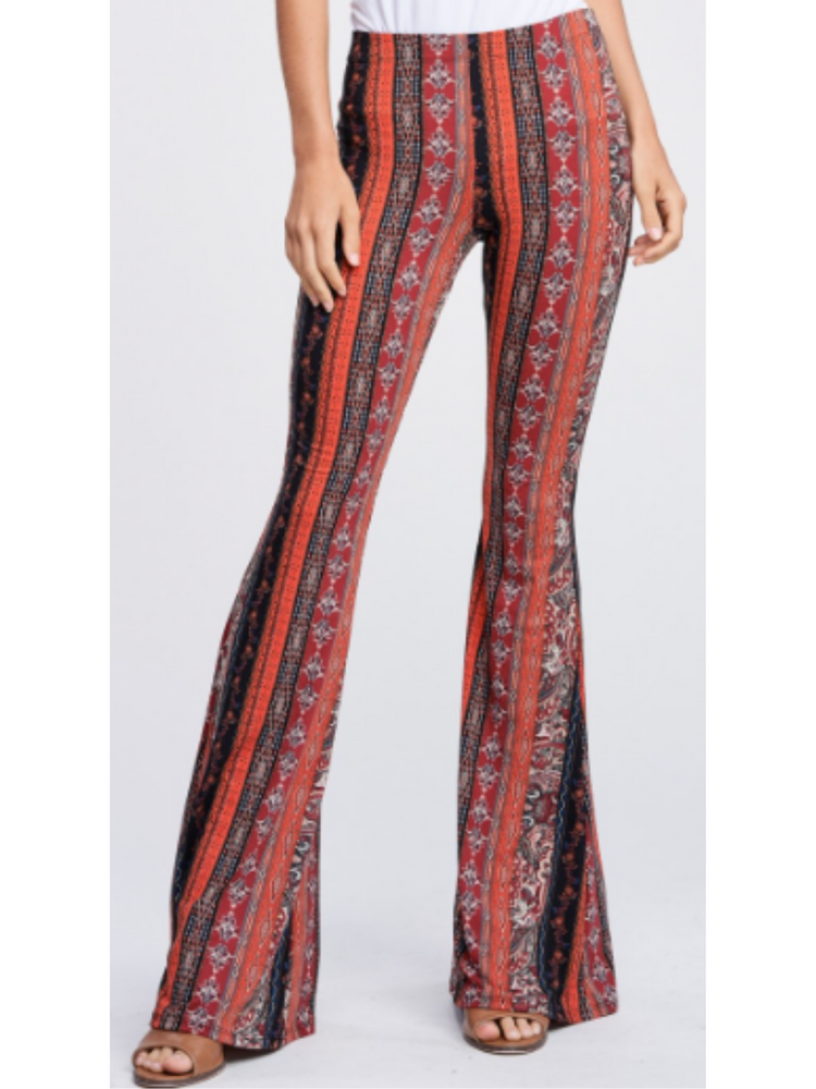 Happy Hippie Patterned Pants
