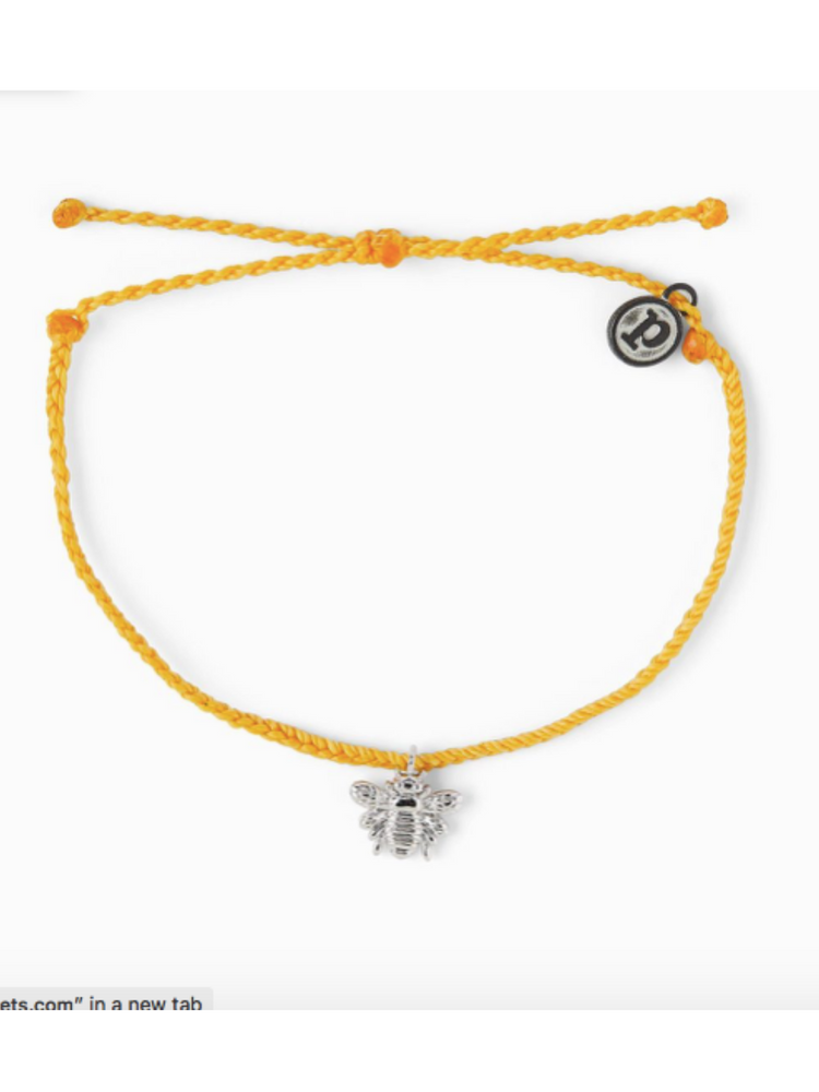 Save the Bees Bracelet