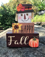 Fall Stacked Blocks
